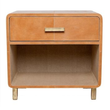 Made Goods Dante Double Nightstand | Candelabra, Inc.