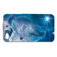 Disney Phone Case Frozen iPhone Case Cute Elsa iPod Case Winter iPhone Cover iPhone 4 iPhone 5 iPhone 4s iPhone 5s iPhone 5c iPod 4 iPod 5