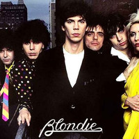 Blondie Band Portrait Poster 11x17