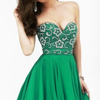 Sherri Hill 8548 Dress