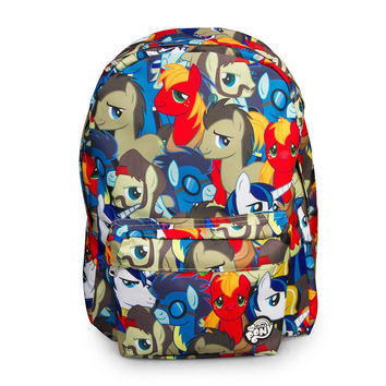 My Little Pony Bronies Backpack