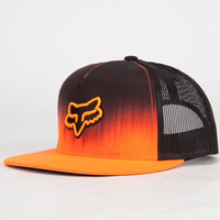 Fox Dynomite Mens Trucker Hat Orange One Size For Men 23482570001