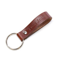 Keyring, Personalized Keyring, Name Keychain, Personalized Leather Keyring, Name Keyring