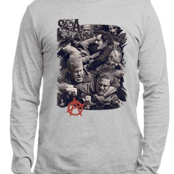 Sons on Anarchy Full Sleeves T-Shirt