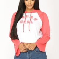 His Dream Girl Top - Pink