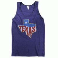 Tyler's :: TYLER'S :: LOCAL BY TYLERS :: MENS :: VINTAGE TX TANK
