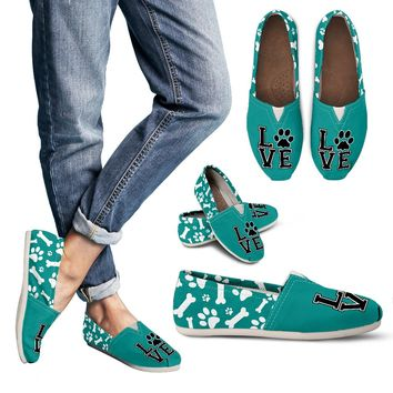 Paw Love Casual Shoes