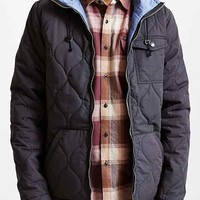 Burton Sylus Quilted Jacket- Black