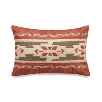 Raymond Waites Monteray Oblong Toss Pillow