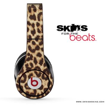 Real Animal Print 2 Skin for the Beats by Dre