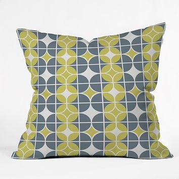 Heather Dutton Othello Throw Pillow