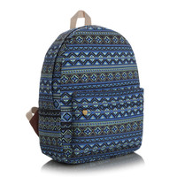 Fashion Casual Canvas Stylish Vintage Backpack = 4888061956