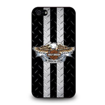 HARLEY DAVIDSON MOTORCYCLE iPhone 5 / 5S / SE Case Cover