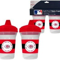Cincinnati Reds Sippy Cup - 2 Pack