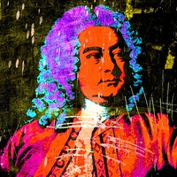 George Frideric Handel - THE GRIFFIN PASSANT STREETWORK