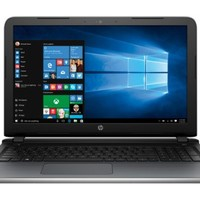 "HP - Pavilion 15.6"" Touch-Screen Laptop - Intel Core i5 - 6GB Memory - 1TB Hard Drive - Natural Silver"