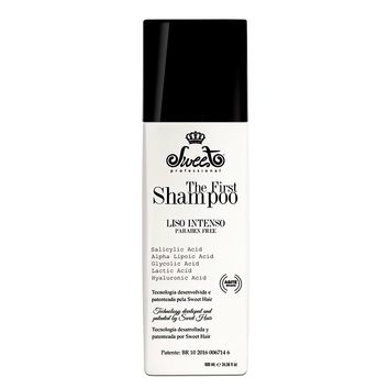 SWEET HAIR THE FIRST SHAMPOO STRAIGHTENER 980ml/33,13fl.Oz.