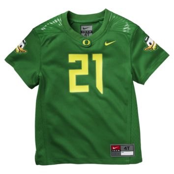 Nike Football Game (Oregon) Toddler Jersey