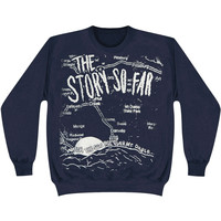 Story So Far Men's  Mt. Diablo Sweatshirt Black