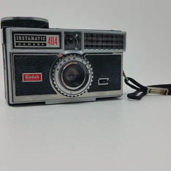 Vintage Kodak Instamatic 404 Camera