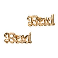 Accessories  Boutique Earrings Gold
