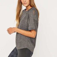 adidas City Grey Training Tee - Urban Outfitters