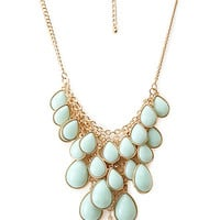 Posh Teardrop Necklace