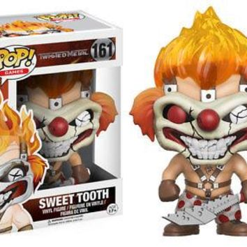 Funko POP Games: Twisted Metal - Sweet Tooth Vinyl Figure
