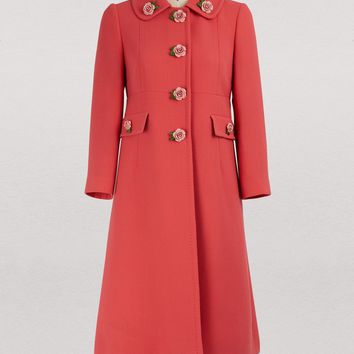 DOLCE & GABBANA - Wool coat