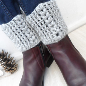 Best Crochet Boot Cuff Pattern Products On Wanelo