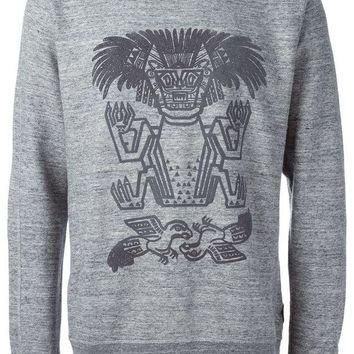 DCCKIN3 Paul Smith printed sweatshirt