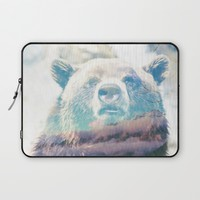 Bear Mountain Colours Laptop Sleeve by The Backwater Co
