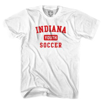 Indiana Youth Soccer T-shirt