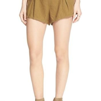 Free People 'Silver Springs' Shorts | Nordstrom