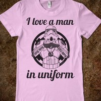 LOVE MEN IN UNIFORM