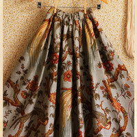 Lady Bird Circle Skirt