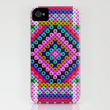 """BEAD IT"" iPhone Case by Bianca Green 