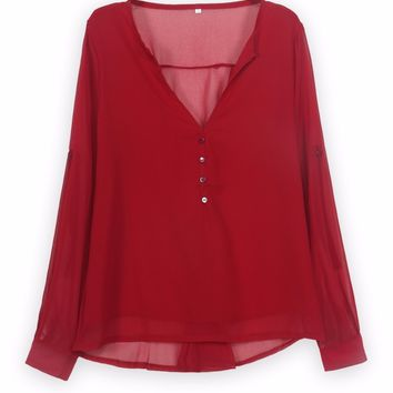 Evelyn Blouse Shirt