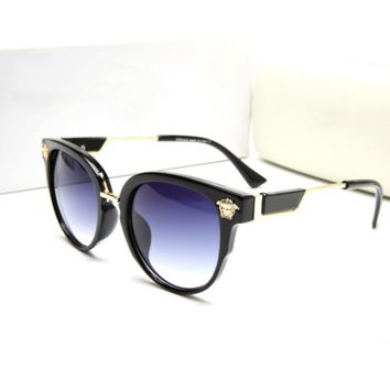 Black Versace Women Fashion Sunglasses
