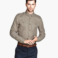 Cargo Shirt - from H&M