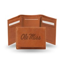 MISSISSIPPI(OLE MISS)EMBOSSED TRIFOLD