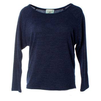 Judith March High Low Basic Sweater