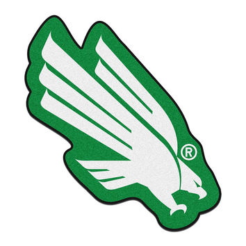 North Texas Mean Green NCAA Mascot Mat (30x40)