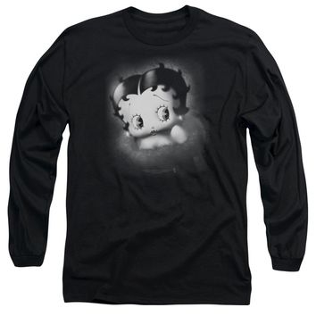 Betty Boop - Vintage Star Long Sleeve Adult 18/1