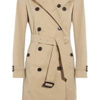 Burberry London - Cotton-twill trench coat