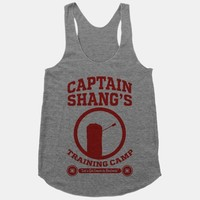Captain Shang's Training Camp