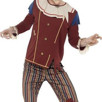 Possessed Punch Costume, Punch and Judy puppets