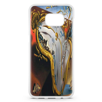 Salvador Dali Soft Watch Melting Clock Samsung Galaxy S7 Edge Case