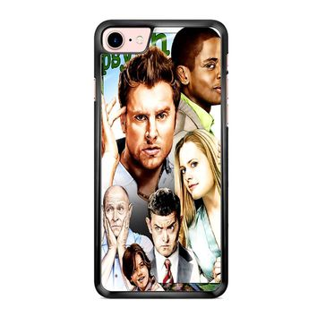 Psych 4 iPhone 7 Case