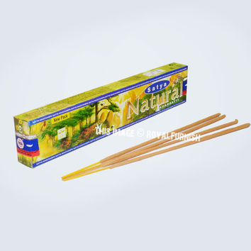 Satya Sai Baba Natural Incense Sticks 15 Gram on RoyalFurnish.com